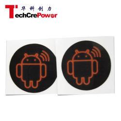 アクセスのためのNFC Mf3 IC D41 EV1 NFCの札-8 13.56MHz NFCのペーパーステッカーかラベルまたはスマートカード