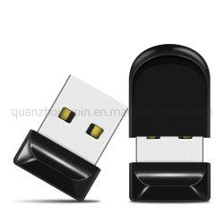 قرص فلاش USB محمول صغير مصنوع من قبل OEM Plastic Super Mini