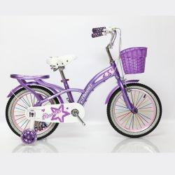 Les plus populaires du châssis en acier au carbone élevé Kid enfants Mini à bascule de 12 pouces de Vélo BMX Vélo