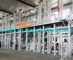 Vollautomatische Maissaat Mehlmühle Verarbeitungsanlage mit niedrigem Preis