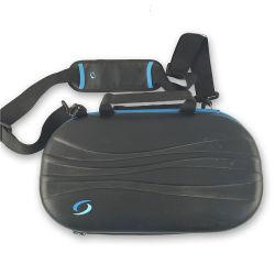 Diseño de moda de cuero de PU resistente al agua Tool Kit caja de almacenamiento EVA