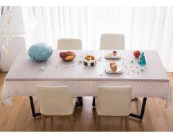 Artículos domésticos ecológica Color sólido parte Mantel degradables Mantel desechables Boda suministros