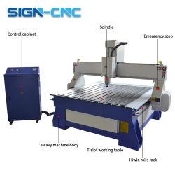 Router CNC / máquina de corte de madera de 3D1212 1325 1530 2030 2040 de la Carpintería de madera CNC Router / 1325 Router CNC 4*8FT máquina de grabado CNC Router con precios baratos