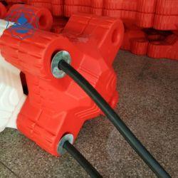 Пластиковый выдувания HDPE Seabarrier вычислений с плавающей запятой