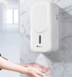 Stock Disponible nuevo producto lanzado 1000ml de alcohol de desinfección de mano automático dispensador de jabón