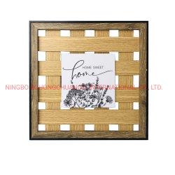 Новая настройка Деревянная рамка для фотографий на стену искусство украшения