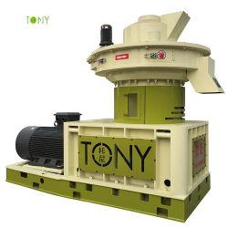 توني عالية الكفاءة والخدمة الجيدة المطاط الخشب السناوبر ضاغطة آلة حطب الخشب مطحنة الكتلة الحيوية بللينة آلة الرقائق آلة Tij850-II
