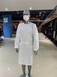 cappotto a gettare del laboratorio di isolamento di Ginocchio-Lunghezza del polipropilene 45GSM