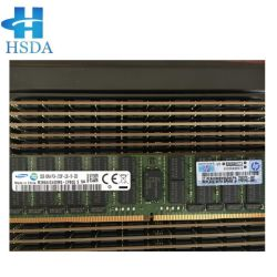 726722-B21 HP 32ГБ ЧЕТЫРЕХРЯДНЫЕ X4 DDR4-2133 нагрузка уменьшается объем памяти