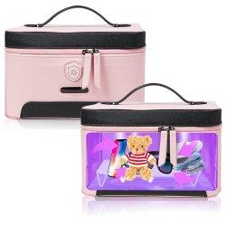 Ménage sous-vêtements soutien-gorge de boîte de désinfection de jouets pour bébés de lumière LED Lampe UVC Sanitizer Bag 12 lampes stérilisateur UV Sac portable