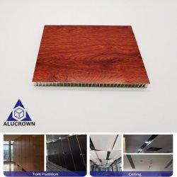 Fabrik Großhandel Hochwertige Aluminium Wabe Aluminium Composite Panel