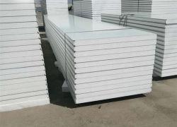Isolamento termico polistirene EPS pannello sandwich rivestimento parete materiali per Magazzino