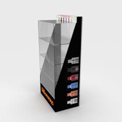 D'éclairage LED E-liquide E-cigarette en acrylique d'affichage Afficher