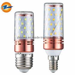 LED forro interior de iluminação LED Home lustre a Lâmpada decorativa16W E14 E27 Vela LED Corn a Lâmpada LED