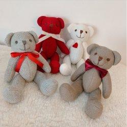 Best-Selling Super Macio Plush de alta qualidade Animal Custom-Made engraçado e Bela Plush Teddy Bear Brinquedo Bebê Teddy Bear