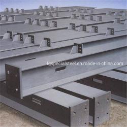 مورد ليانج الصين Q215 Q235 Q345 Q355 ASTM 36m 283m أوروبا القياسية hea Heb Ipe الفولاذ هيكل لحام H Beam ط الشعاع