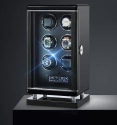 腕時計の巻取り機のシェーカーの開き箱のMechanicaのオシロスコープの記憶表