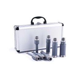 Power Tools Boren Boren Boren gereedschap Rotsboor diameter 10-35mm Nat gebruikte Diamond Core Drill Bits boren voor boormarmer Keramisch glas