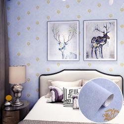 Kwaliteit verzekerd Peel & Stick Vinyl Wallpapers/Wandcoating