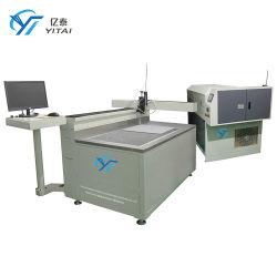 Процессе принятия решений штампов Yitai резиновые Waterjet ЧПУ станок реза струей воды