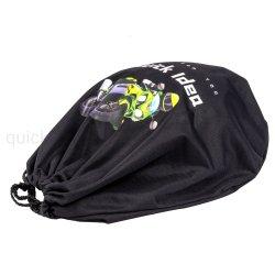 حقيبة خوذة للخيول والدراجات النارية للرياضات وللمخل الخارجي حقيبة خوذة مخصصة بأسلوب مخملي