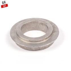 قطع غيار ماكينات معالجة الألومنيوم المقاوم للصدأ الصلب من الألومنيوم حلقة متشكلة