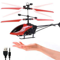 Speelgoed van de Hommel Quadcopter van de Afstandsbediening van de Inductie van de hand het Onderwijs voor Jonge geitjes