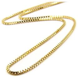 Venta caliente Caja de acero inoxidable Pulsera Collar de cadena de joyería artesanal Diseño de Moda