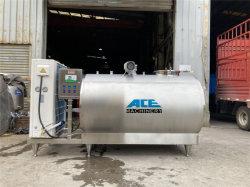 заводская цена 100~20000 литров молока из нержавеющей стали в защитной оболочке бак радиатора системы охлаждения молока бака в бак для водяного охлаждения электродвигателя смешения воздушных потоков