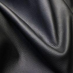 Tessuto in pelle Faux nera e beige per sedili auto E tappezzeria per mobili