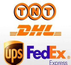 TNT UPS FedEx puerta a puerta de Etiopía Envío gratis a DHL KN95 Mascarilla
