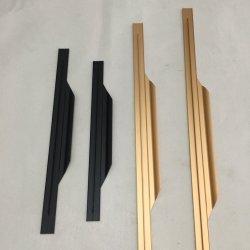 Aluminiumprofil versteckter Zug-Griff-Küche-Schrank-Griff für Möbel