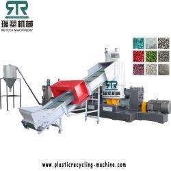 بلاستيك PE/PP/HDPE/LDPE/LLPE/BOPP/PS/ABS/Pet/PVC/EPE/EPP/PC/PC/PC/نيت/غير منسوجة/حقيبة/ألياف/إعادة تدوير/تحبيب/خط/مصنع/جرانتور الماكينة