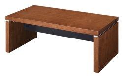 Moderner Büro-Kaffee-Tee-Tisch aus Holz/Holz/Metall (ZS-H12)