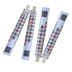 Bastoncini doppi di bambù usa e getta, bastoncini per il sushi del ristorante all'ingrosso