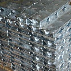 Cina lingotto di zinco puro per il miglior prezzo / zinco rottami / zinco 99.995%