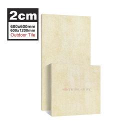 600X600 600X1200 Antideslizante 20mm 2cm 1cm 10mm en el exterior de la pared externa de suelos de baldosas de porcelana
