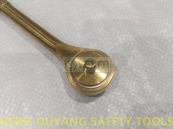 مفتاح ربط/مفتاح ربط بسقاطة غير مغناطيسي من التيتانيوم اليدوي