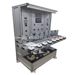 Machine de test, Gas-Tightness Four-Station, test de fuite d'air des flexibles de haute qualité**