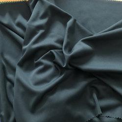 뜨개질을 하는 까만 색깔 100 폴리에스테 75D 내부고정기 직물