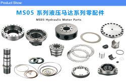 Vervangstukken van de Motor van de Zuiger van Poclain Ms05 de Hydraulische (Stator, rotor, verbindingsuitrustingen)