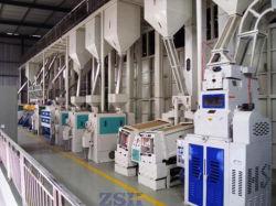 일일 80톤 Rice Milling Machine