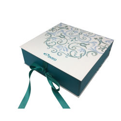 ورق جلد من الألياف ورق ساخن طباعة الذهب ورق طباعة ورقة معدنية علبة صندوق
