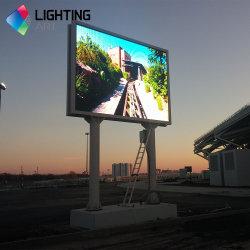 2021 高品質フルカラー P5 P6 P6.67 P8 P10 広告ディスプレイ LED ディスプレイ画面屋外 LED ディスプレイパネル LED ビルボード LED ビデオウォールバックサービス