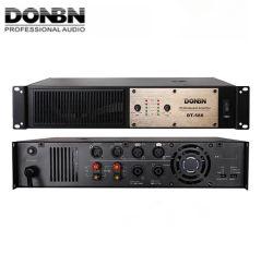 2 채널 프로페셔널 오디오 비디오 앰프 8ohm 580W 스위칭 파워 앰프