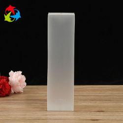 Personalizar el impreso de Plástico PP transparente plegable Caja mate