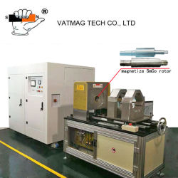 Potente de alta calidad Magnetizer Máquina para el imán de neodimio o samario cobalto rotores utilizado en motores de alta velocidad