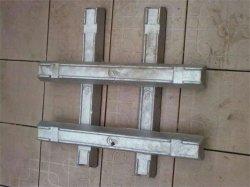 Fusione di alluminio del lingotto del lingotto dei prodotti di alluminio di alluminio di alluminio di alluminio di base di alluminio A7 del lingotto 99.7