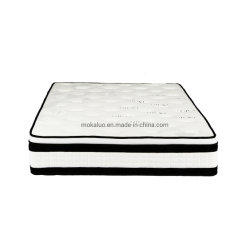 Les fabricants européens de la Chine King Foam-Bed Latex-Memory-matelas avec 5 zones Spring-Mattresses Pocket-Coil-