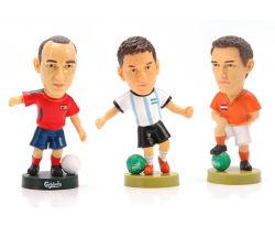 Custom 3D-Футбол плеер действий рисунок сувенирных игрушек оформление подарков